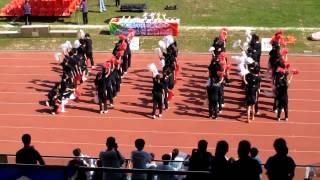 2012-2013 東華三院辛亥年總理中學 勤社啦啦隊