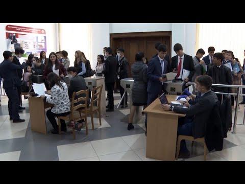 Около четырех тысяч выпускников Таджикистана планируют учиться в вузах России