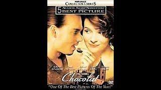 Opening To Chocolat 2001 DVD