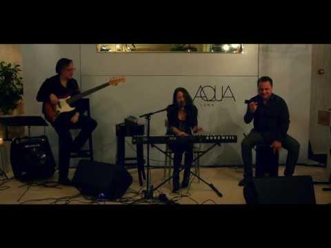 LIVE music on Thursdays at AQUA LUNA restaurant & bar (Riga)