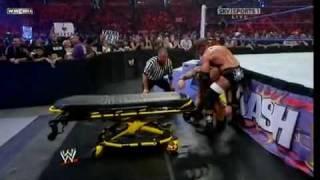 Randy Orton vs HHH Bash 1/3 thumbnail