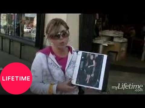 J Lo Looks Like She's Wearing a Drape | Lifetime