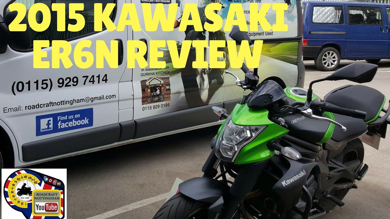Review 2015 Kawasaki Er6n Abs Youtube