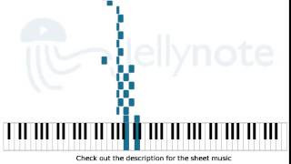 The Merry-Go-Round of Life - Sungha Jung [Piano Sheet Music]