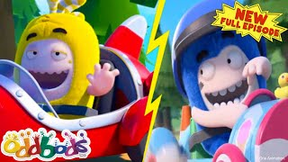 La Corsa Più Pazza Del Mondo | Oddbods | EPISODIO Completo | Cartoni Animati Divertenti per Bambini