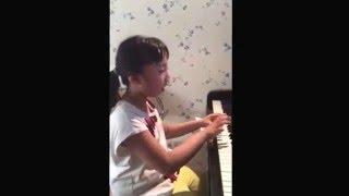 莫札特小夜曲鋼琴版@小旻瑄