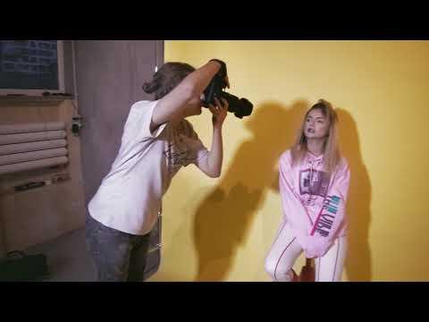 Bianca Radoslav MUA X The VIDE (Behind The Scenes)