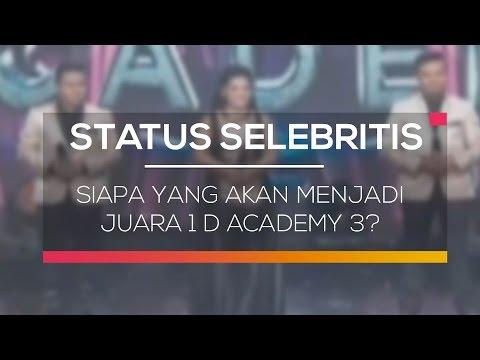 Siapa Yang Akan Menjadi Juara 1 D'Academy  3?  - Status Selebritis