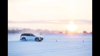 4摄氏度冬天,蔚来ES8、特斯拉Model S能跑多远?NIO ES8 and Tesla Model S75 winter endurance drive