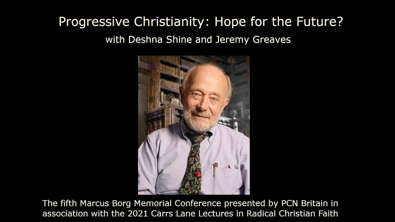 Progressive Christianity: Hope for the Future?