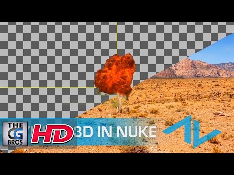 """CGI 3D & VFX Tutorials: """"Nuke 