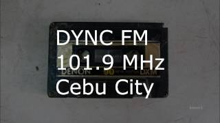 DYNC FM 101.9 MHz Cebu City Station ID (1983)