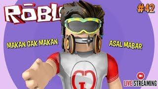 Live Streaming 🔴 #42-EAT PAS à EAT THE ORIGIN MABAR WKWKW #CUPUSKWAD-ROBLOX INDONESIA