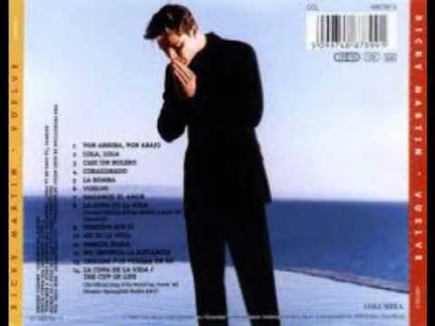 Download Ricky Martin - Gracias Por Pensar En Mi (Vuelve)