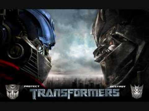 Transformers [2007] Movie Soundtrack - Mute math [Good Quality]