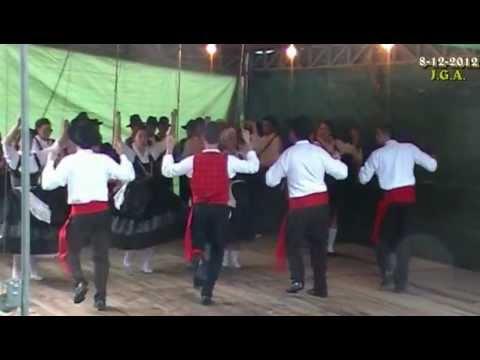 Vira de Quatro (Rancho Folclórico da Balança, em Chamoim)