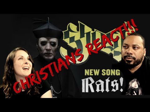 Christians React To Ghost Rats!!