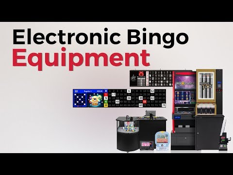 Arrow International: Electronic Bingo Equipment