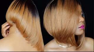 CLIPPER CUT BOB NO LEAVE OUT | START TO FINISH TUTORIAL