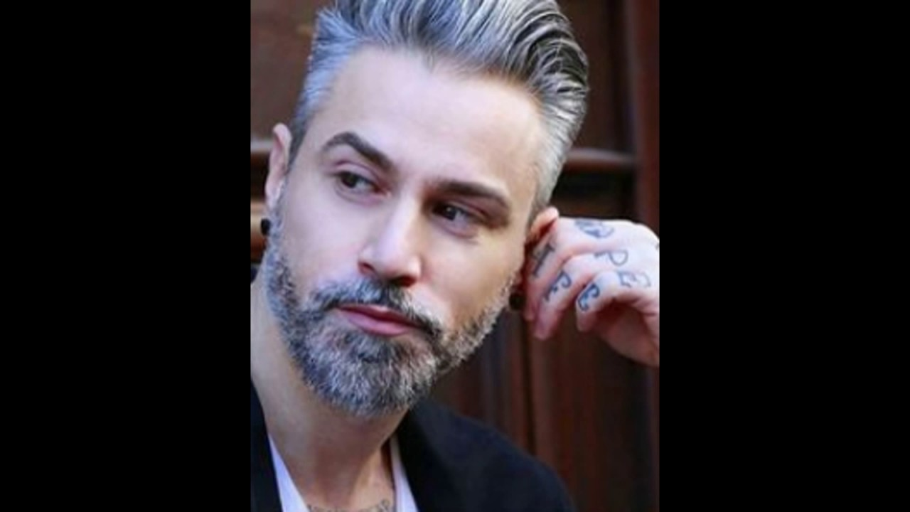 Silver Fox Beards and Hairstyles For The Modern Man  YouTube