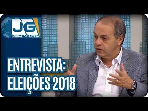 Maria Lydia entrevista Rubens Figueiredo, cientista político, sobre as eleições