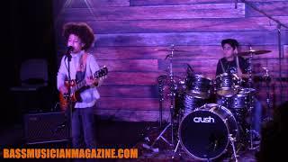 "Baixar Bass Musician Magazine NAMM 2018 - Doug Wimbish, Brandon ""Taz"" Niederauer, Raghav Mehrotra"