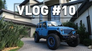 BUYING MY DREAM JEEP! [VLOG #10]