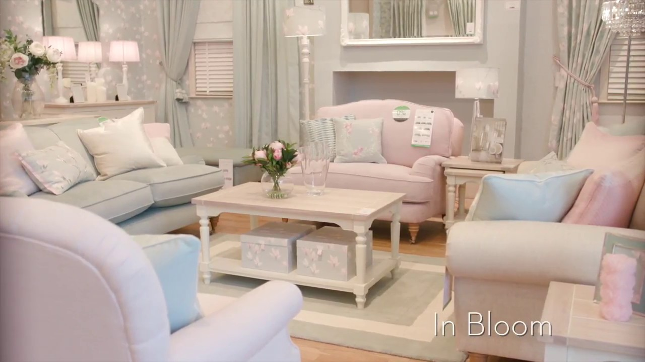 Laura Ashley In Bloom Spring Summer 2018 Collection Youtube
