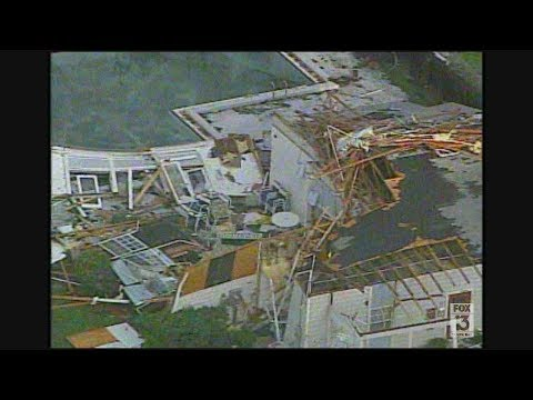 From 2004: Hurricane Charley damage in Lake Wales