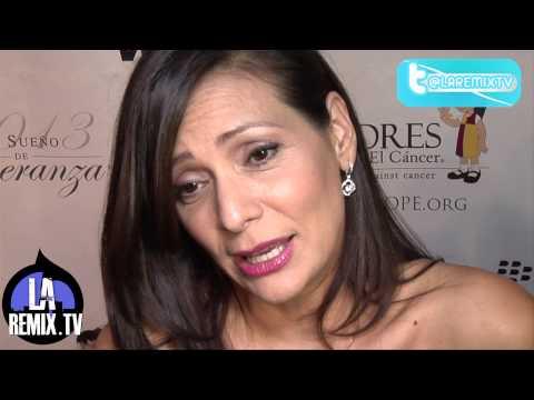Entrevista a Constance Marie quiere se la mamá de Jenni rivera