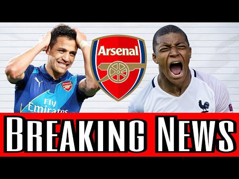 Sanchez To Leave Arsenal? Mbappe Arsenal Update , Biglia to Milan, Fazio to Roma, Daily Transfer New