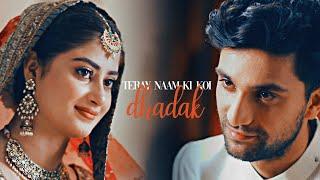 Download lagu ❥ Teray Naam Ki Koi Dhadak || Amaan & Aina