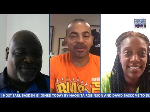 BNV Sports | Naquita Robinson & David Bascome on women's football, Aug 26 2020