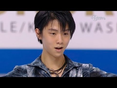 Hanyu sets figure skating World Record - from Universal Sports