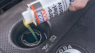 Klekot Diesla! Jak wyciszyć silnik? Liqui Moly Hydro Stossel Additiv Test