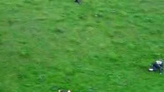Avebury hill-rolling, Princess Bride style