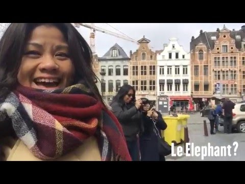 TAKING THE PIS | BRUSSELS | TRAVEL VLOG