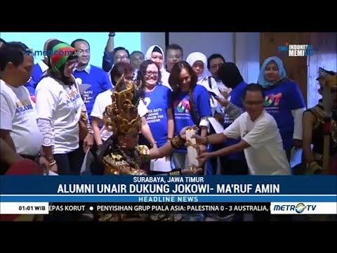 Alumni UNAIR Dukung Jokowi-Maruf