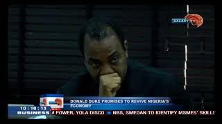 Donald Duke makes move to revive Nigerian economy