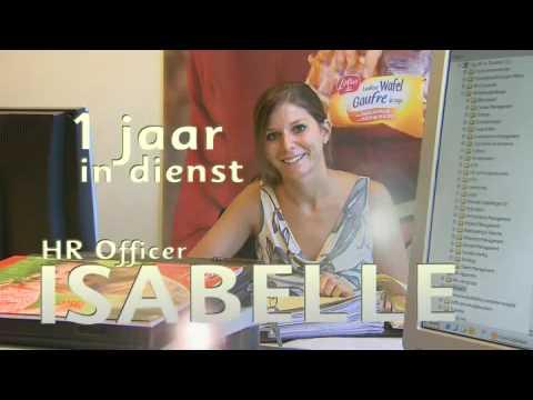 Isabelle - HR Officer