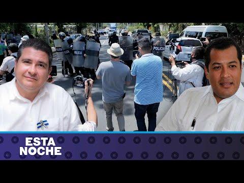 Juan Sebastián Chamorro y Félix Maradiaga: Resistencia cívica ante escalada represiva