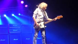 Status Quo - Zwolle: Rossi talk + Is There A Better Way