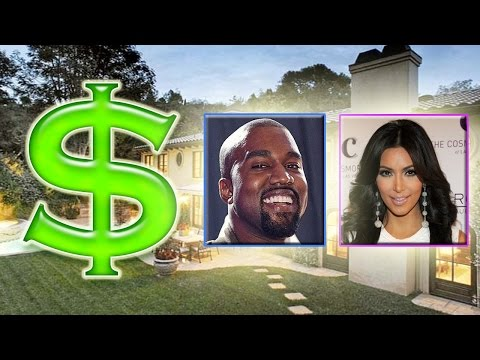 20 Expensive Things Owned By Kanye And Kim Kardashian West