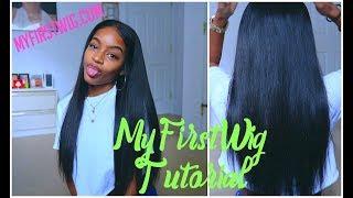 MyFirstWig.Com Wig Tutorial For Beginners| Big Announcement!