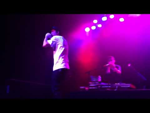Grieves and Budo at First Ave - Scar Gardens