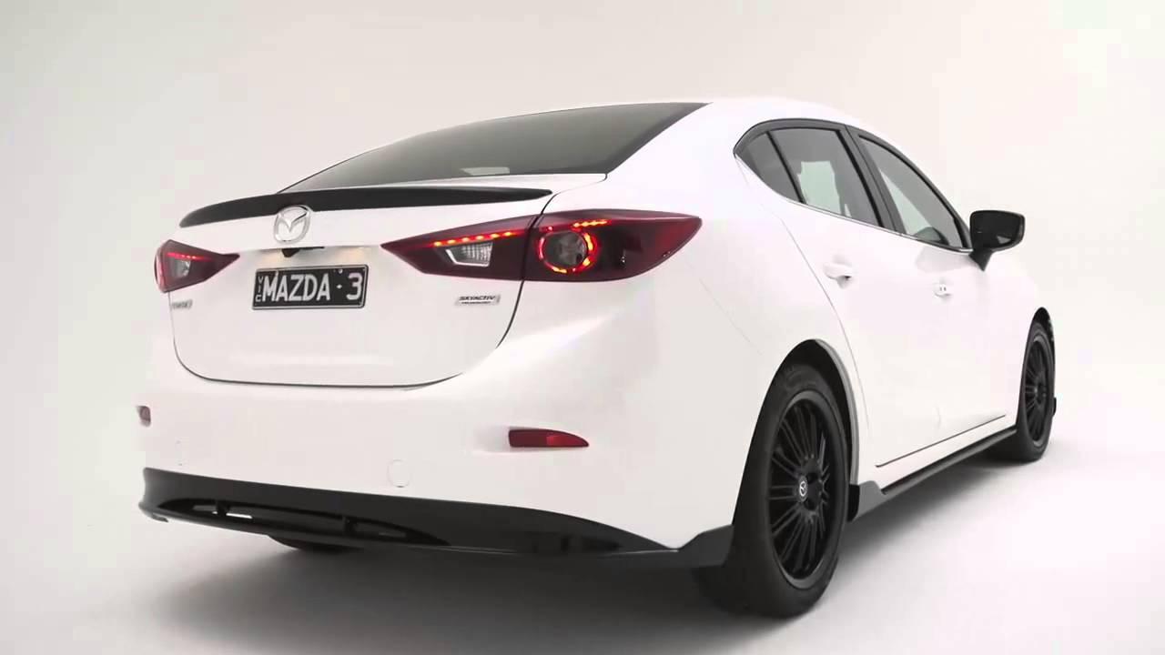 6 Mazda Sport Dark Black