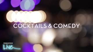 Cocktails & Comedy @ PizzaExpress Live Holborn