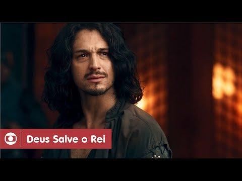 Deus Salve O Rei: capítulo 54 da novela, segunda, 12 de março, na Globo