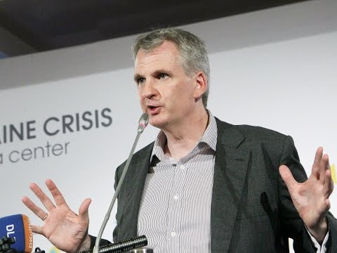 "Lecture by Timothy Snyder:  ""Europe after 1914: Integrations and Disintegrations"""