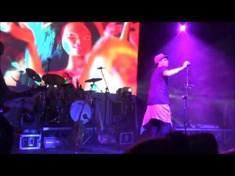 Fabrizio Moro - Soluzioni - live Alcatraz Milano 12/05/2016